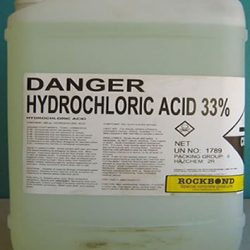 asam klorida