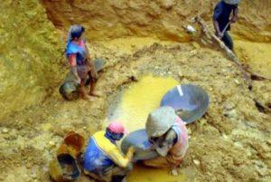 tambang emas